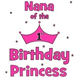 Nana of the 1st Birthday Princess!