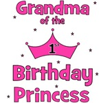 Grandma of the 1st Birthday Princess!