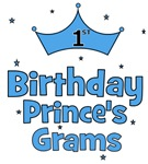 1st Birthday Prince's Grams!