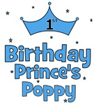 1st Birthday Prince's Poppy!