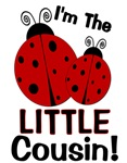 I'm The LITTLE Cousin! Ladybug