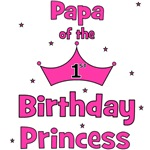 Papa of the 1st Birthday Princess!
