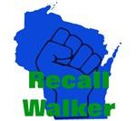 Recall Walker - Blue/Green