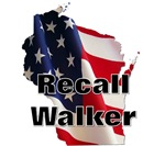 Recall Walker - State Flag