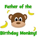 Father of the Birthday Monkey!