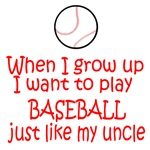When I grow up...Baseball