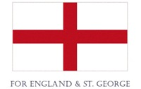 FOR ENGLAND & ST. GEORGE!