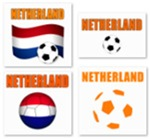 Netherland World Cup T-Shirts