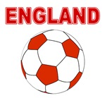 England Soccer T-Shirts