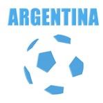 Argentina Soccer Retro