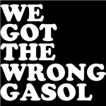 got the wrong gasol