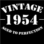 vintage 1954 birthday