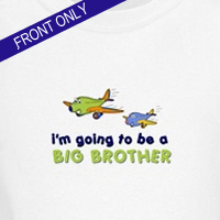 Big Brother Plane Front Only