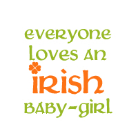 irish baby girl