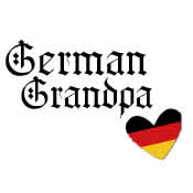 german grandpa t-shirts