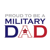 Military Dad T-shirts