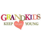 grandkids keep hearts young
