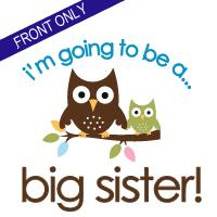 big sister to be owl secret front
