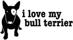 Love My Bull Terrier
