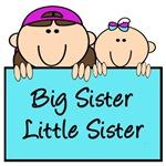 little sister & BIG Sister