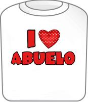 I heart Abuelo T-Shirt