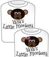 YaYa's Little Monkey GIRL