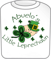 Abuelo's T-Shirt St. Paddy's Leprechaun