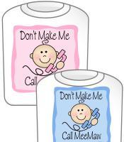 Call MeeMaw Girl & Boy T-Shirt