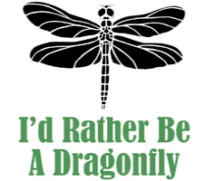 Rather Be A Dragonfly