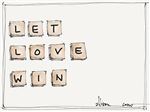 Let Love Win Tiles