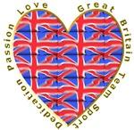 Great Britain Heart