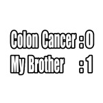 Colon Cancer Survivor: My Brother