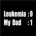 My Dad Beat Leukemia