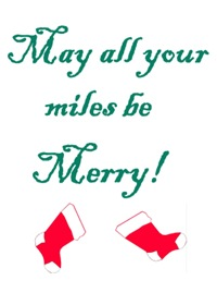 Holiday Merry Miles