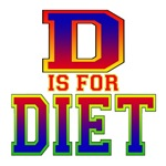 D is For Diet