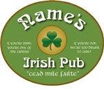 Last Name's Irish Pub