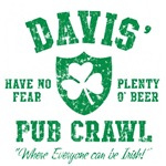 Davis' Irish Pub Crawl
