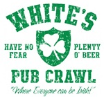 White's Irish Pub Crawl