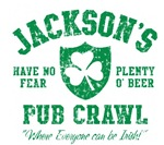 Jackson's Irish Pub Crawl