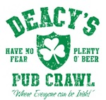 Deacy's Irish Pub Crawl
