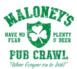 Maloney's Irish Pub Crawl