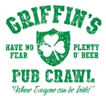 Griffin's Irish Pub Crawl