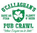 O'Callaghan's Irish Pub Crawl