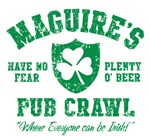 Maguire's Irish Pub Crawl