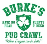 Burke's Irish Pub Crawl