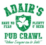 Adair's Irish Pub Crawl