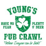 Young's Irish Pub Crawl