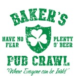 Baker's Irish Pub Crawl