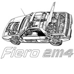 Fiero 2M4 X-Posed Dark Shirts