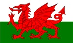 Fly the Welsh Dragon
